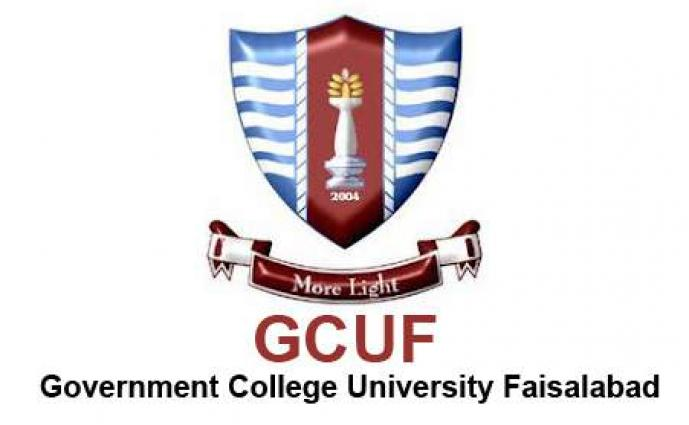 GCUF Releases Registration Schedule - UrduPoint