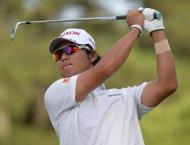 Matsuyama out-lasts Simpson for second straight Phoenix crown