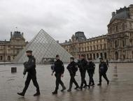 Louvre attack suspect refuses to talk during police grilling