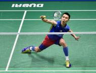 Badminton: Malaysia's Lee left fuming over knee injury