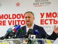 Moldova president warns NATO over closer ties
