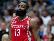NBA: Harden's double-double powers Rockets over Magic