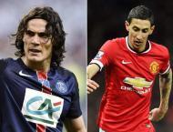 Football: Cavani, Di Maria fire PSG past Bordeaux as Barca loom