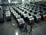 China's steel capacity grew in 2016 despite pledges: report