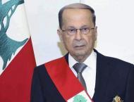 Aoun makes first Egypt visit as Lebanese president