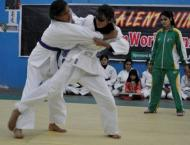 National Judo championships roll into action