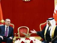 Turkish president, Bahrain's king look towards Turkey-Bahrain Bus ..
