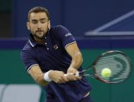 Cilic holds off temperamental Paire