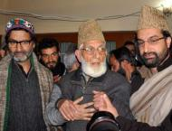 Yasin Malik arrested, Gilani, Mirwaiz put under house arrest