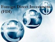 Foreign Direct Investment goes up 9.9% in 7 months