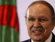 Algeria president 'doing well' after health scare: party chief