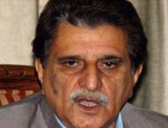 Farooq Haider visits areas close to LOC