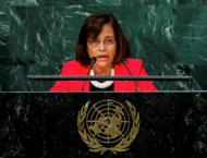 Marshall Islands first to ratify greenhouse gas deal