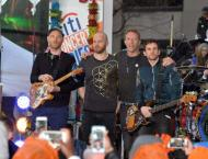 Led by Coldplay, anti-poverty concert heads to Europe
