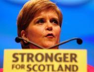 Scottish leader presses case for independence vote