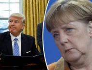 Merkel plans US meeting with Trump mid-March: German govt source