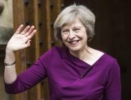 May defends united UK, bashes Scottish nationalists