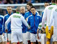 Celtic face Rangers in Scottish Cup semi-finals