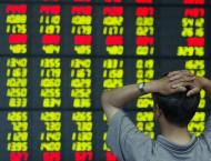 Asia markets mostly up but caution reigns, dollar struggles