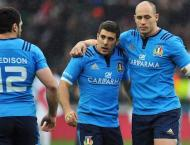 RugbyU: Italy team to play France in Six Nations
