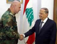 Lebanon appoints new army chief ending deadlock