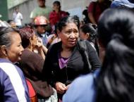 Guatemala in mourning after blaze kills 20 girls in shelter