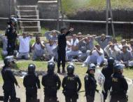 Police storm Guatemala juvenile center to free guards