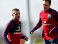 Football: United defender Jones out of Germany friendly
