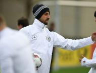 Football: Injury rules Khedira out of England showdown