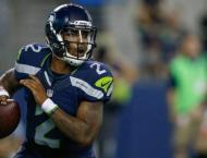 Seahawks quarterback arrested after car crash