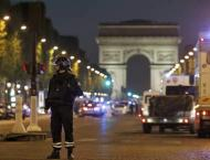 Champs Elysees shooting kills French police officer