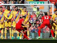 Football: Benteke deals bodyblow to old club, United on the rise