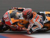 Motorcycling: Marquez wins fifth Grand Prix of the Americas