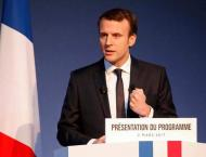 France's Macron says 'will carry hope of our country and Europe'