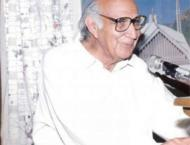 Syed Zamir Jafri remembered on his death anniversary