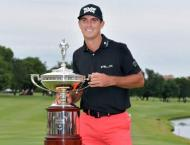 Golf: Horschel outduels Day to win Byron Nelson in playoff