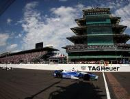 Auto racing: Sato seizes moment for history Indy 500 win