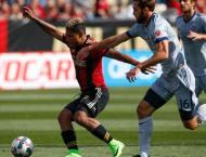 Football: Revolution rally for 2-2 draw at NYCFC