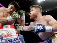 Boxing: Alvarez-Golovkin confirmed for Las Vegas