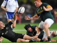 RugbyU: Springbok deal eases South African cash crisis