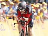 Cycling: Aussie Dennis wins Tour of Switzerland prologue