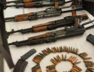 Huge cache of arms recovered from NWA