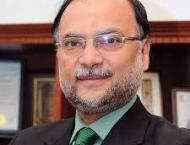 CPEC helps breaking cycles of poverty, under-evelopment: Ahsan Iq ..