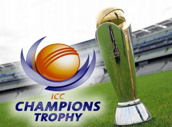 Cricket Champions Trophy Table Urdupoint