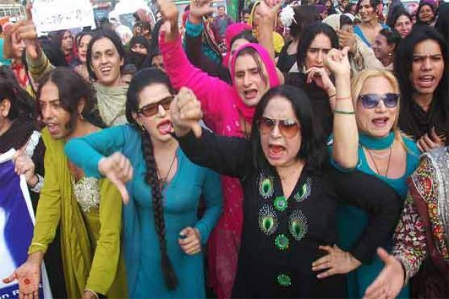 Khawaja Sara Society Rejects Transgender Community Statistics ...