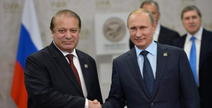 Pakistan, Russia agree to take bilateral ties to new level