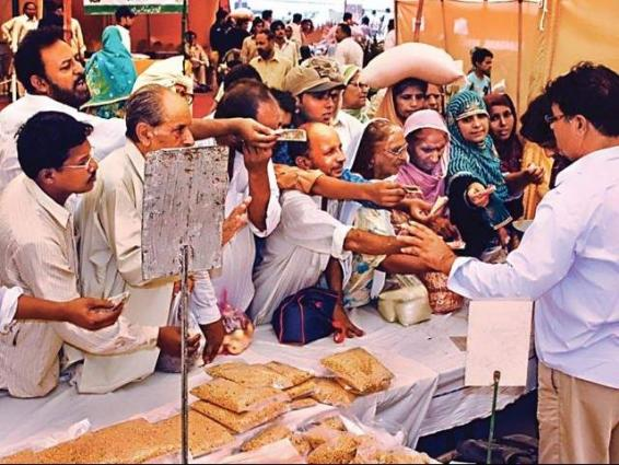 DC for ensuring quality commodities at ramazan bazaars