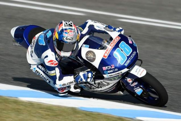 Motorcycling: Martin on Moto3 pole in Catalonia