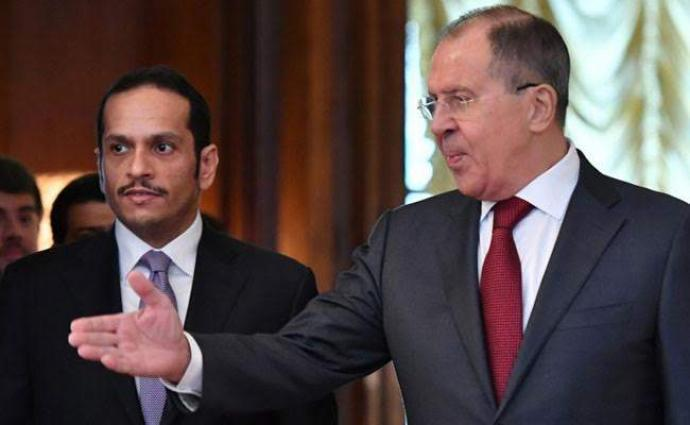 Russia calls for dialogue in Qatar crisis