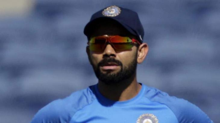 Cricket: Kohli urges India to keep cool